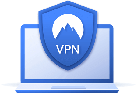 VPN laptop icon