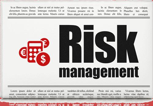 Risk management on a newspaper