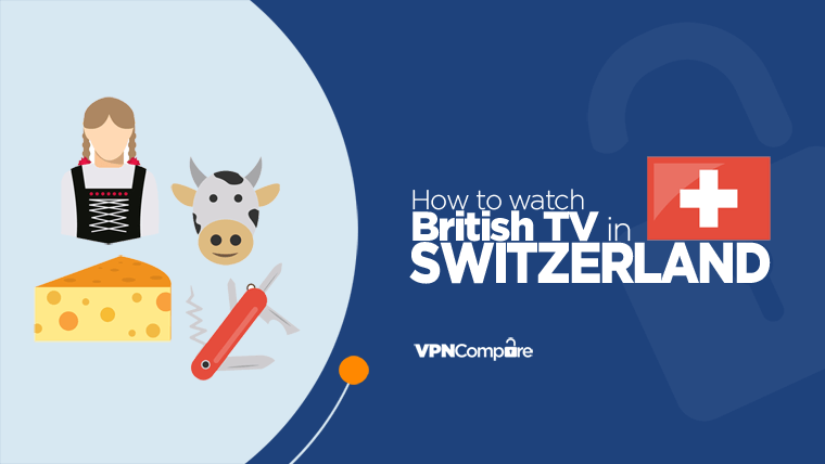 UK TV Switzerland