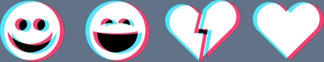TikTok emoji