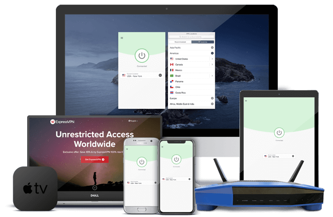 VPN apps on multiple devices