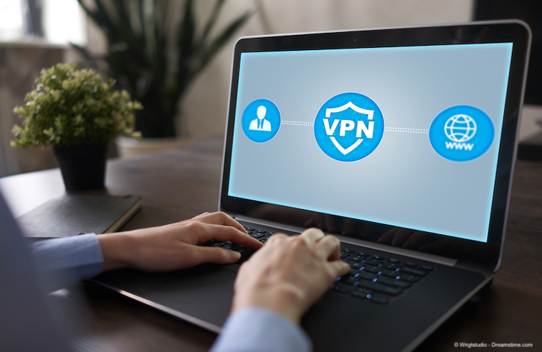 Using a VPN when remote working