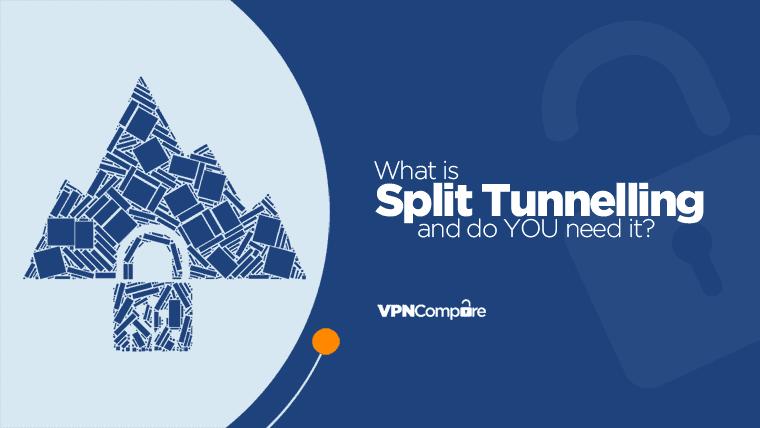 Split Tunnelling
