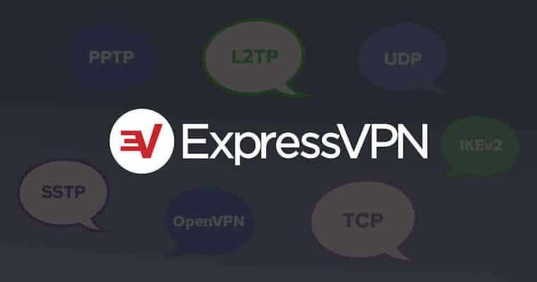 ExpressVPN protocols logo image