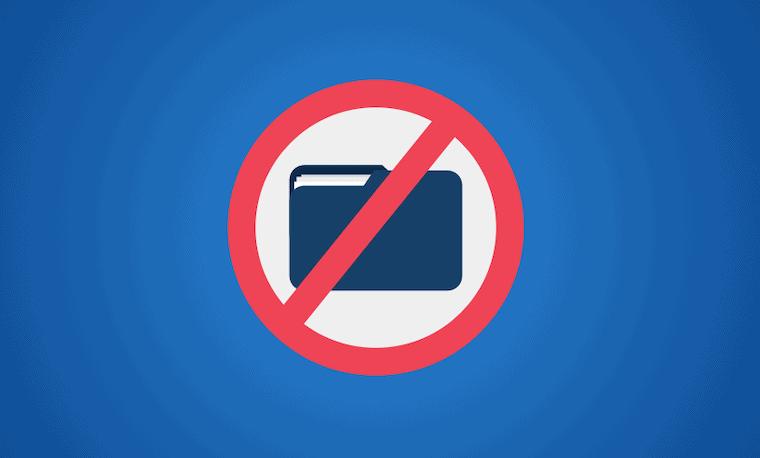 HMA no user logs image