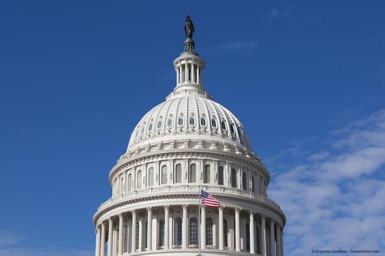 US Senate Dome