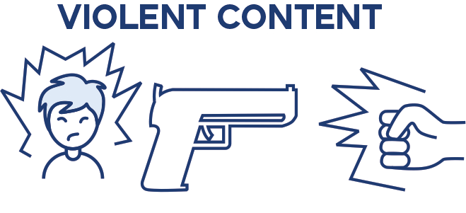 Violent content