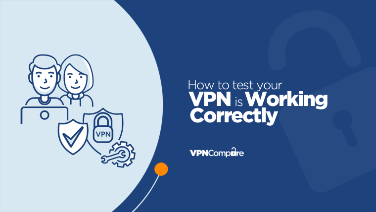 VPN working correctly