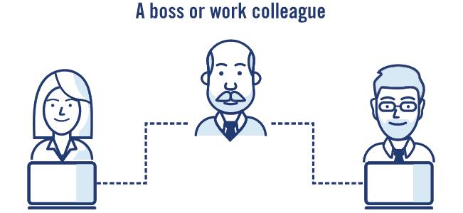 Company boss