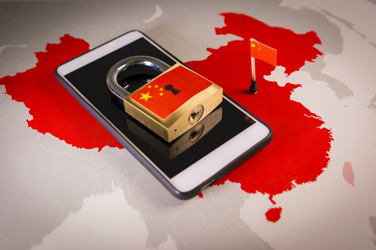 China internet restrictions