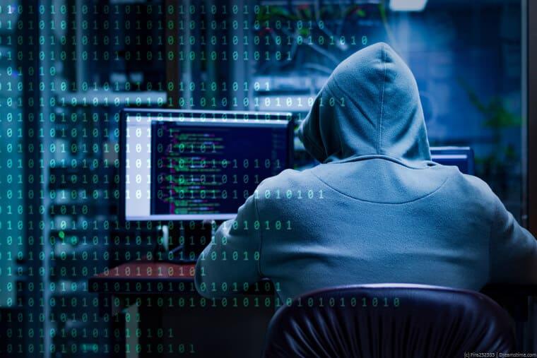 Hacker monitor